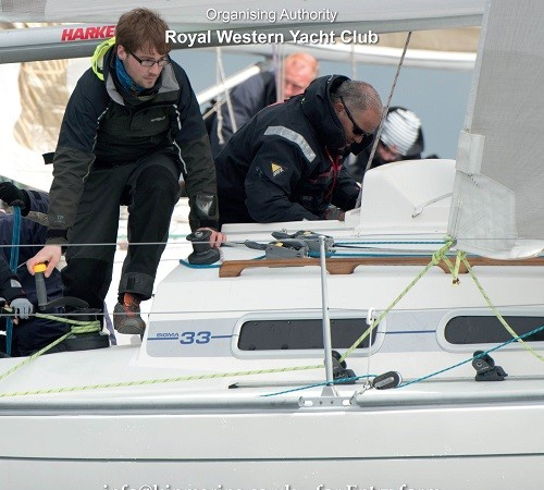 Savills Kip Regatta on the Horizon